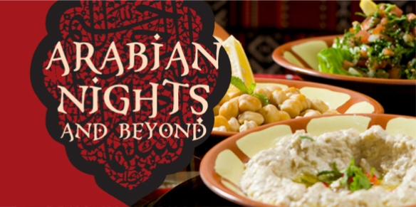 Arabian Nights and Beyong Gourmet Cooking Workshops